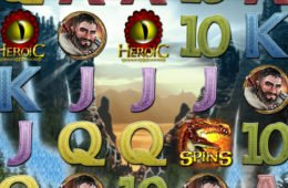 Jogo online sem download Heroic