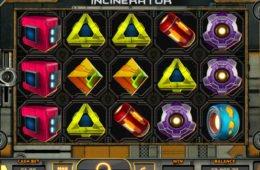 Jogue o caça-níqueis de cassino grátis Incinerator