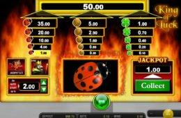 Caça-níqueis grátis online King of Lucky