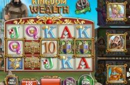 Jogue o jogo de cassino Kingdom of Wealth