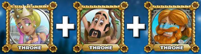 Um mini jogo especial do caça-níqueis online Kingdom of Wealth