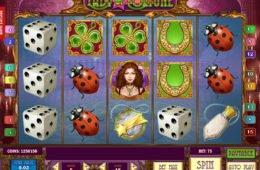 Caça-níqueis online grátis Lady of Fortune sem depósito