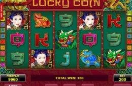 Máquina de cassino online Lucky Coin sem depósito