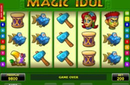 Caça-níqueis de cassino online Magic Idol