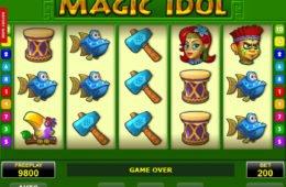 Caça-níqueis de cassino online Magic Idol
