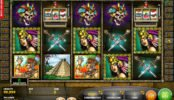 Gire o jogo de cassino online Maya Gold