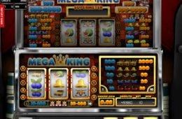 Jogo de cassino grátis Mega King para diversão