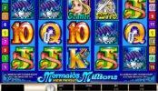 Jogo sem download Mermaids Millions de graça