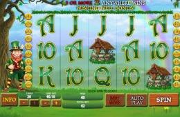 Jogue o jogo de cassino Plenty O'Fortune