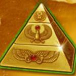 Símbolo disperso do caça-níqueis online Pyramid of Ramesses