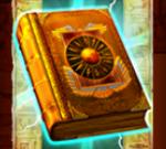 Disperso/Curinga do caça-níqueis de cassino grátis Ramses Book