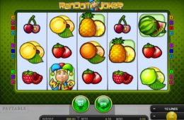 Imagem do caça-níqueis grátis online Random Joker