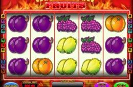 Jogue o caça-níqueis grátis Red Hot Fruits sem depósito