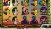 Gire o jogo de cassino Safari Samba