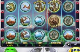 Jogo caça-níqueis de cassino Slotsaurus