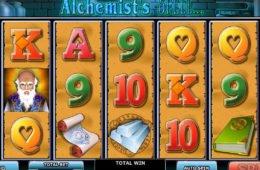 Caça-níqueis online para diversão The Alchemist's Spell