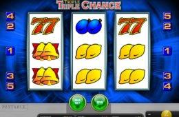 Caça-níqueis online Triple Triple Chance