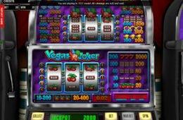Foto do jogo de cassino online Vegas Joker