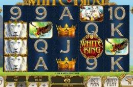 Jogue o jogo de cassino White King