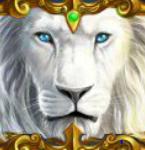 Símbolo curinga do jogo caça níqueis online White King