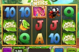 Jogo sem download Wild Antics