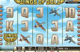Foto do caça-níqueis de cassino online Wings of Gold