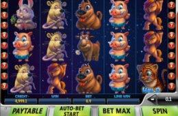 Caça-níqueis Year of Luck online