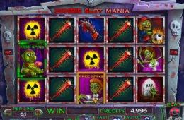 Play Zombie Slot Mania online slot