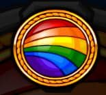 Curinga do caça-níqueis grátis online Chasing Rainbows