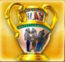Bônus do jogo caça-níqueis grátis online Cleopatra Treasure