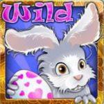 Símbolo curinga do caça-níqueis Easter Feast para diversão