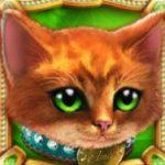 Um dos símbolos especiais do jogo de cassino Kitty Twins