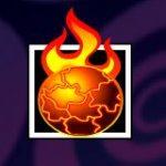 Símbolo da bola de fogo do caça-níqueis online grátis Little Devil
