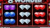 Jogo sem depósito online 8th Wonder