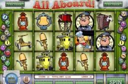Foto do jogo de cassino All Aboard!