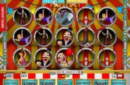 Caça-níqueis grátis online Big Top Circus