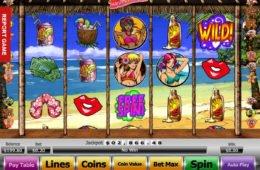 Foto do jogo de cassino online Bikini Beach
