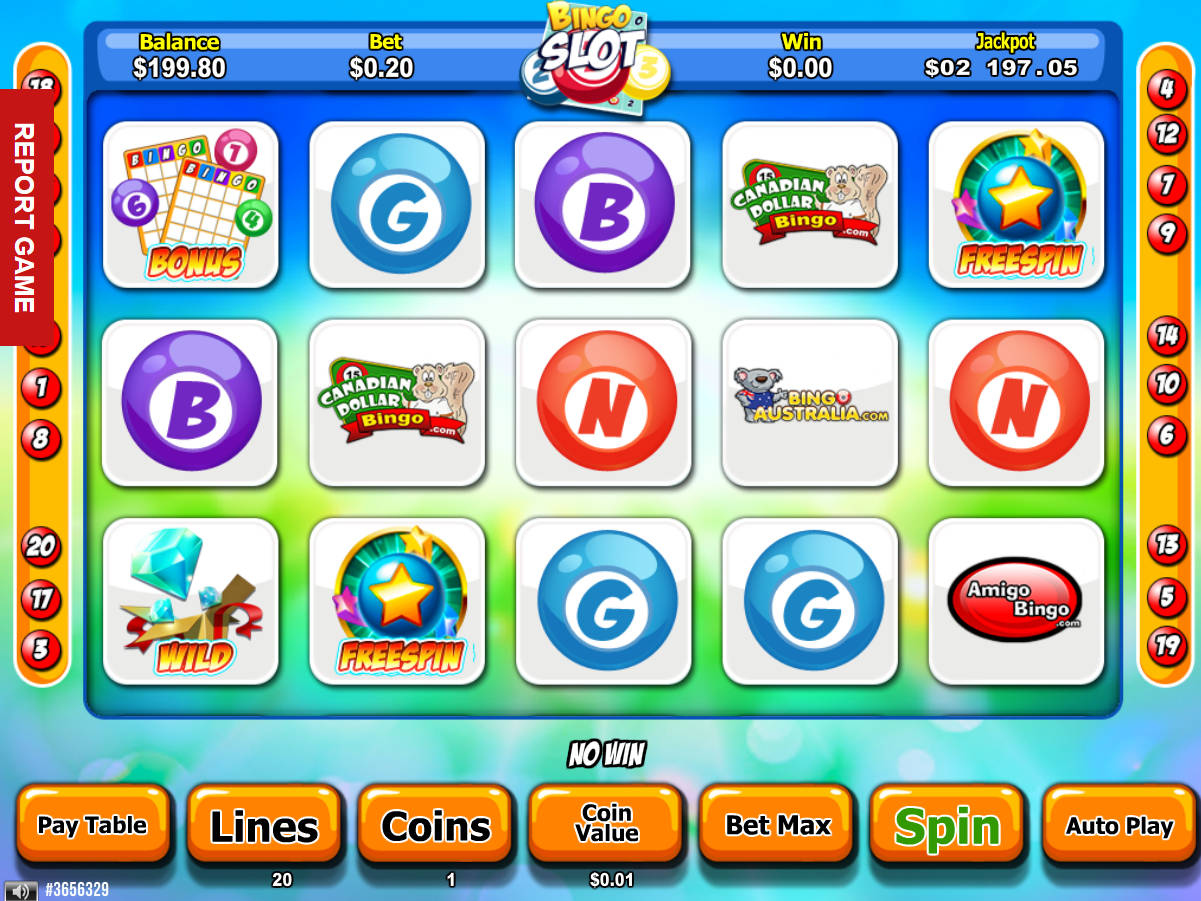 Free Slots And Bingo