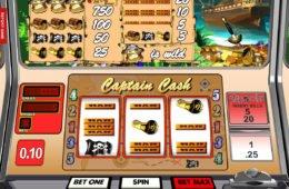 Caça-níqueis online Captain Cash da Betsoft