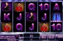 Foto do jogo de cassino Chippendales