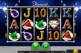 Gire os rodilhos do caça-níqueis Diamond Casino