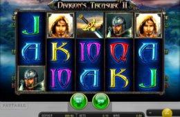 Caça-níqueis sem depósito Dragon's Treasure II