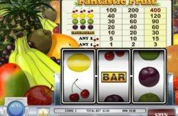 Jogue o caça-níqueis grátis Fantastic Fruit