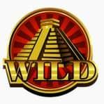 Símbolo curinga – jogo caça-níqueis Fortune Temple de entretenimento