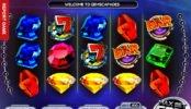 Caça-níqueis grátis online Gemscapades da Betsoft