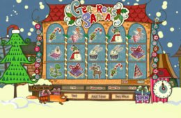 Foto do jogo de cassino Generous Santa