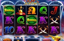 Jogue o caça-níqueis online Genie Jackpots grátis