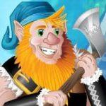 Símbolo dos Giros Grátis do caça-níqueis de cassino Gnome Sweet Home