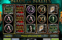 Caça-níqueis grátis Haul of Hades para diversão