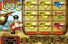 Gire o jogo de cassino online Hidden Loot